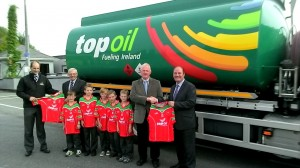 Top Oil Sponsorship