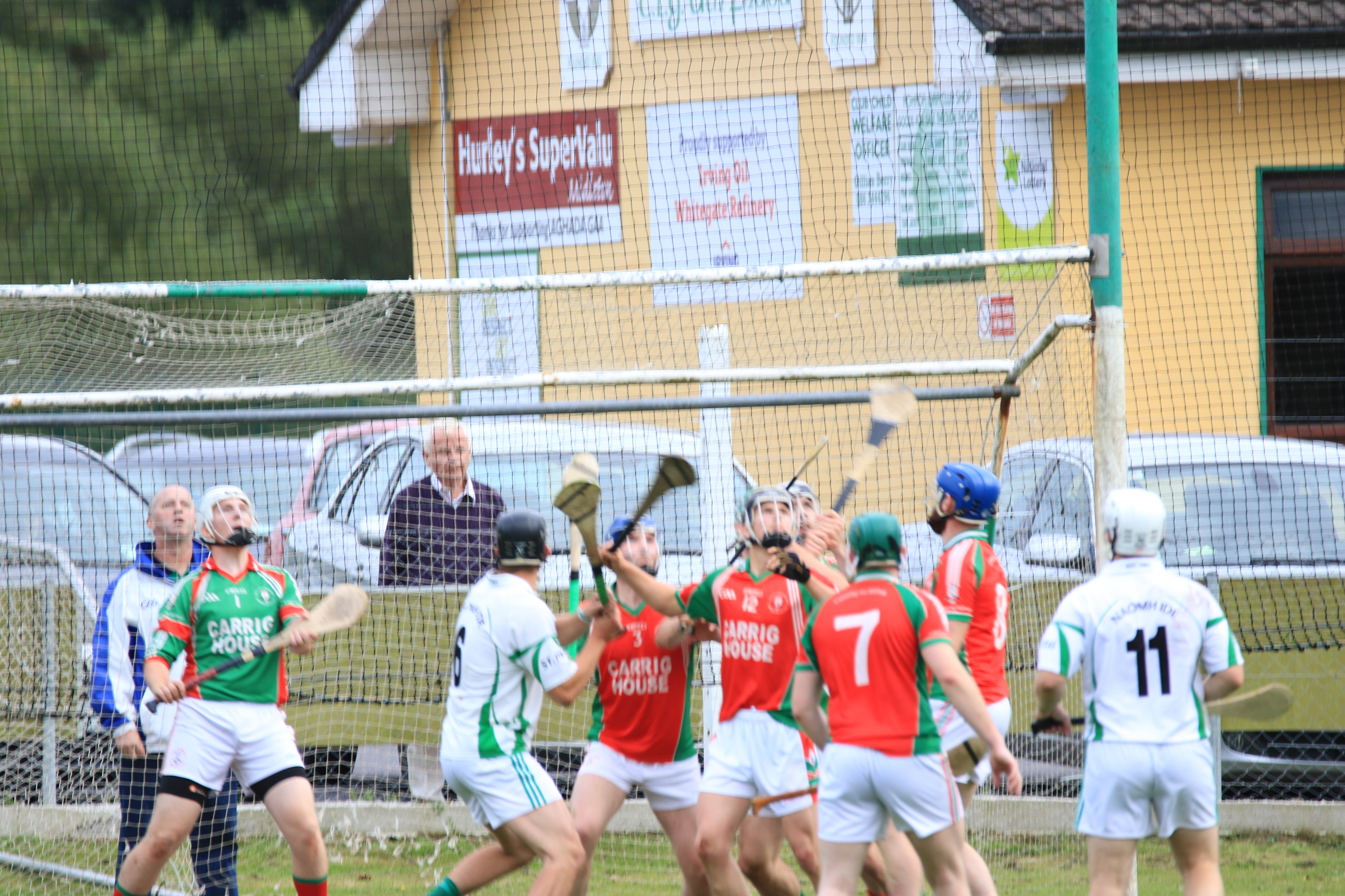 Junior A Hurling V St. Ita's