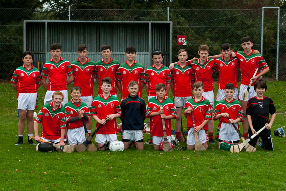 Best of luck to our Under 14 Hurlers!