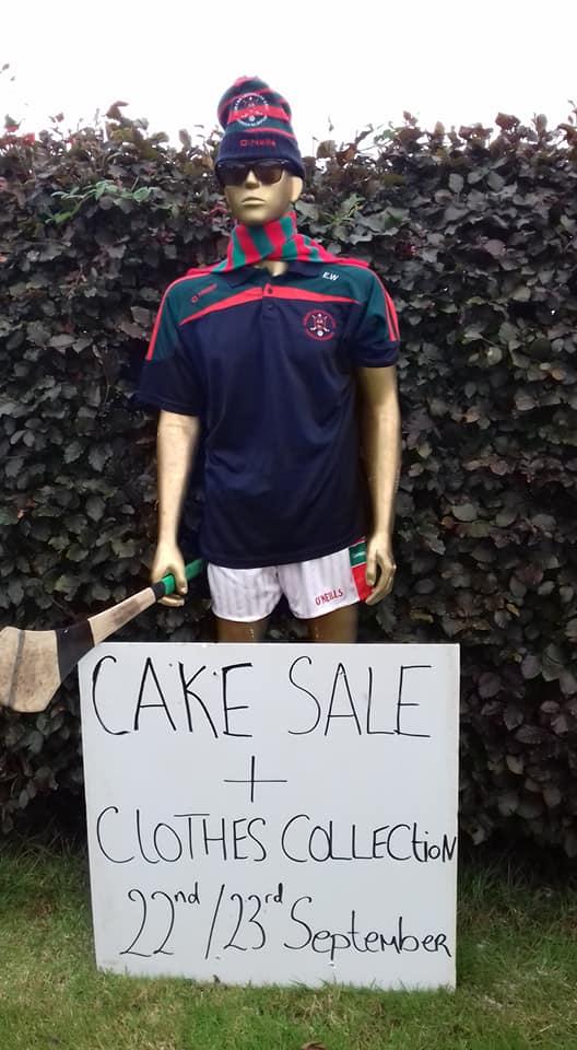 CakeSaleFundraiser