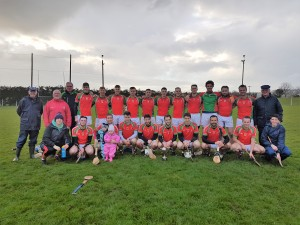 Carraig na bhFear East Cork JHL Div 3 Winners 2018
