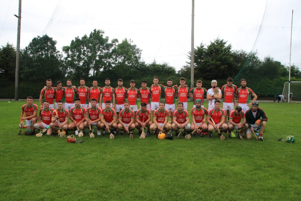 Carraig na bhFear Junior A Hurling Panel